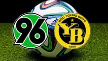 HANNOVER 96 vs. BSC YOUNG BOYS | WINTER LEAGUE 2015