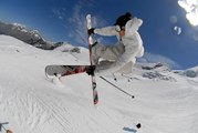 Journee de ski Candide Thovex