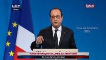 Voeux de François Hollande aux territoires - Evénements