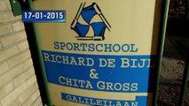 Judo examen - Sjors van Deursen - Gele band 5e Kyu / Spijkenisse 2015