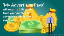 My Advertising Pays Review - How To Earn With My Advertising Pays