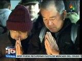 Japón conmemora 20 aniversario del terremoto de Kobe