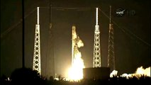 Launch Replays of SpaceX Falcon 9 Launch with Dragon CRS-5 Onboard