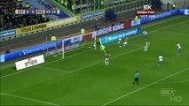 Adam Maher 0:1 | Vitesse - PSV Eindhoven 17.01.2015 HD
