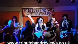 UK 70's Glam Rock Tribute Bands: Glam 45