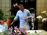 How to Make a Wedding Flower Arrangement - How to Prepare Flowers for Floral Arrangements