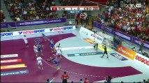 [Handball Mondial 2015] Tunisie vs Croatie 17-01-2015 1ST HALF