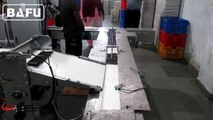 chocolate wrapping machine, flow wrapper,flow pack machine,horizontal packaging machine