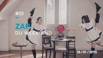 ZAP DU WEEK-END BY TUX #33