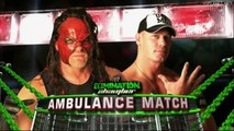 John Cena vs Kane, Ambulance match, WWE Elimination Chamber 2012
