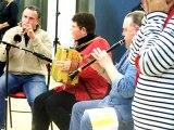 scotich. Inauguration de la salle des grées, Pluherlin, le 10 janvier 2015