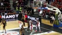 SLUC Nancy Basket / Boulogne-sur-Mer (105-74)_ 17ème journée de ProA 2014-2015
