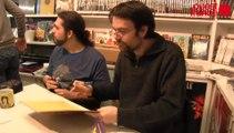 Rennes : le Joueur du Grenier en dédicace