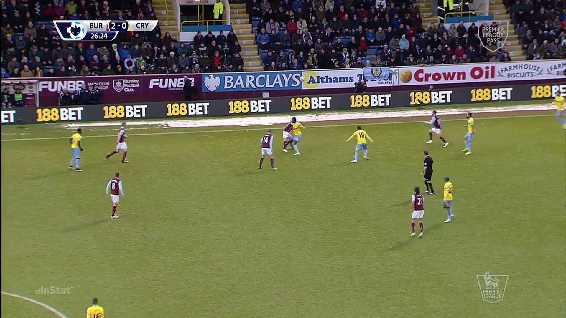 Yaya Sanogo vs Burnley 17-01-2015