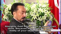 Adnan Oktar looks at events in France from an Islamic perspective and explains how they will continue until the coming of the Mahdi