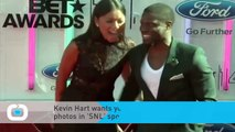 Kevin Hart Wants You to Stop Posting Bad Instagram Photos in 'SNL' Spoof