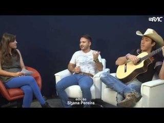 Diego & Leandro em entrevista exclusiva para o Olha Só - RAC