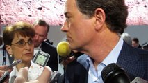 Toyota Group VP Bill Fay 2016 Tacoma Intro -- NAIAS 2015 Bob Giles NewCarNews.TV