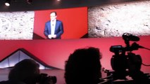 Toyota Group VP Bill Fay 2016 Tacoma Intro -- NAIAS 2015 Bob Giles NewCarNews.TV