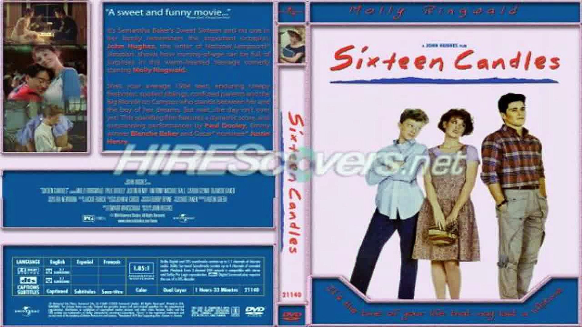 Sixteen Candles 1984 Full Movie In Hd Quality Video Dailymotion