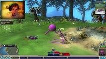 EPIC SPORE CREATURE! - Spore  Creature Mode - Part 2 (Prof Dickinssons son returns!)