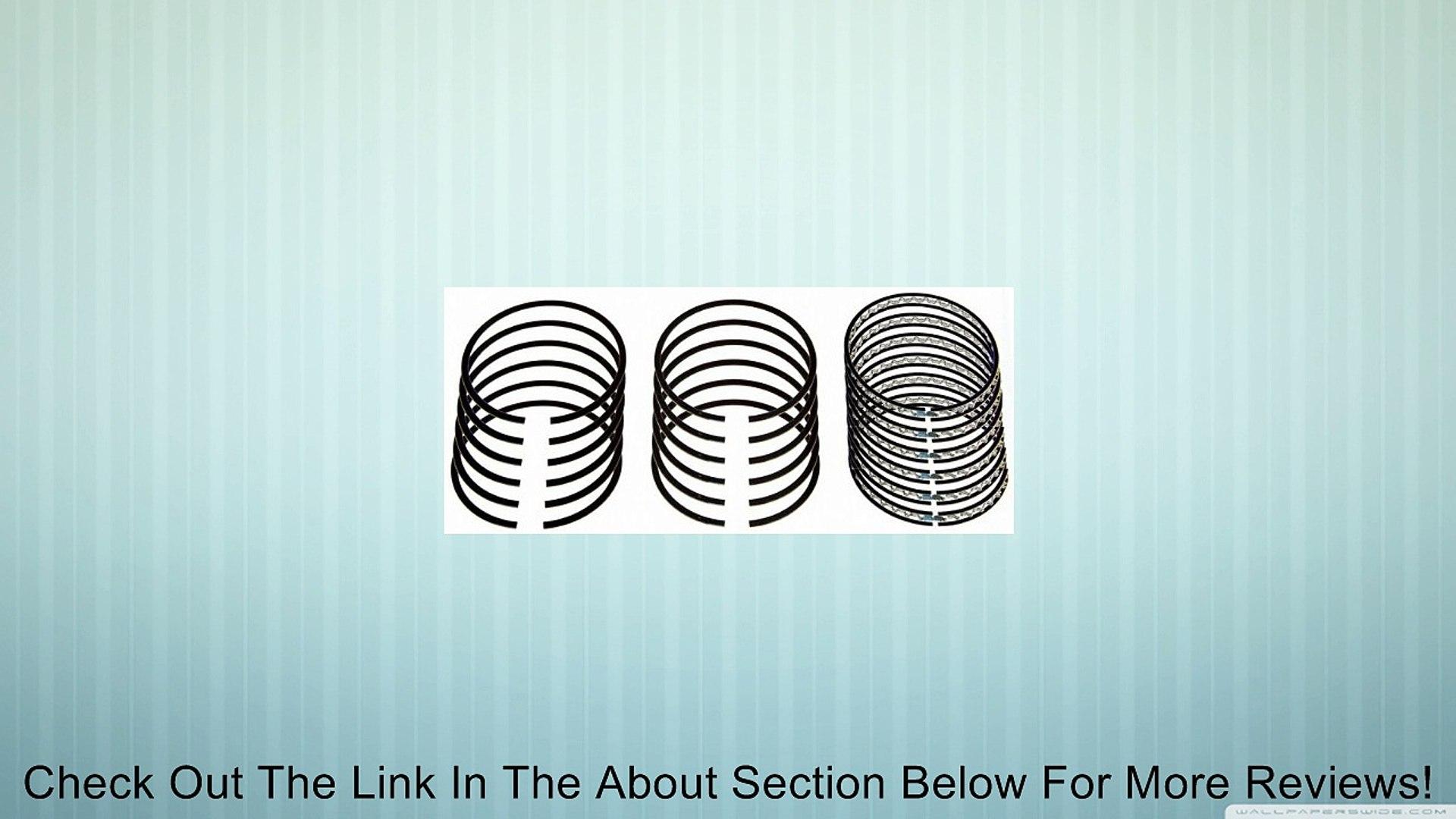 Sealed Power E251K30 Prem Ring Set