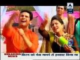 Saas Bahu Aur Saazish SBS [ABP News] 19th January 2015 Video pt1