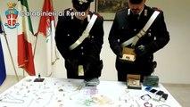 Grottaferrata (Roma) - Riciclaggio, arrestati due nomadi e il titolare di un Compro Oro  (18.01.15)