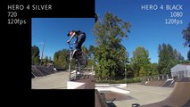 GoPro HERO4 Silver vs. HERO4 Black Comparison and Review