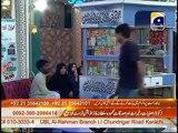 Iftari Zair Zaber Paish & Rah e Naiki Part 1 in Amaan Ramazan with Aamir Liaquat 1434h 7 8 2013