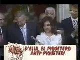 Duro de Domar contra los Kirchner año 2009