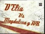D'Elía vs. Magdalena Ruíz Guiñazú y TVR - TVR 2008