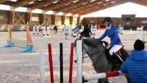 Cassy et Turlupin Ponthouar - poney 2 Liverdy