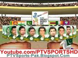 ICC Cricket World Cup 2015 Pakistani Team Squad - 2015 Cricket World Cup -  World Cup 2015