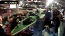Evento solidario 6to6 en Indoor Karting Barcelona - Avance Entrevistas by PRMotor TV Channel (HD)