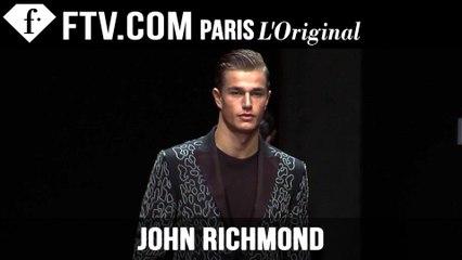 John Richmond Men Fall/Winter 2015-16 | Milan Men's Fashion Week | FashionTV