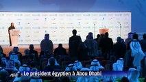 """Sissi appelle à un """"discours religieux renouvelé"""" pour combattre le terrorisme"""