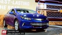 Chevrolet Volt 2 (2016) - Salon de Détroit 2015