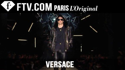 Versace Men Fall/Winter 2015-16 | Milan Men's Fashion Week | FashionTV