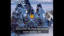 Télécharger GTA 5 sur PC Grand Theft Auto V Installateur de jeu complet PC 2014