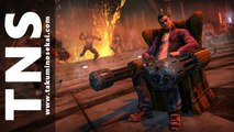 30 Premières Minutes : Saints Row Gat out of Hell sur Playstation 4