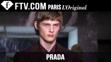 Prada Men Fall/Winter 2015-16 | Milan Men's Fashion Week | FashionTV