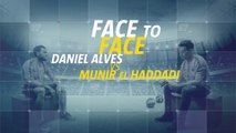 BARÇA FANS I Face to Face: Alves vs Munir (ENG)