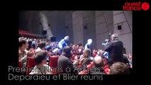 Premiers Plans à Angers : Depardieu et Blier