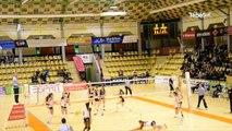 Volley - Ligue A. Vannes - Mulhouse : 0-3 : Mulhouse n'a laissé aucune chance à Vannes