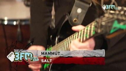 Mammút - 'Salt' live @ 3FM On Stage ESNS15