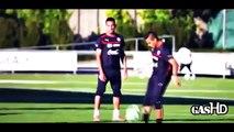 Best Football Freestyle/Skills Show ● (C.Ronaldo,Neymar JR,Ronaldinho,Messi & Be