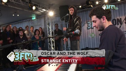 Oscar and the Wolf - 'Strange Entity' live @ ESNS 2015