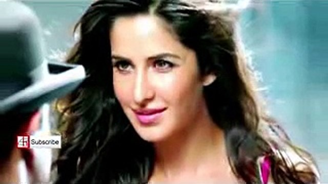 Katrina Kaif - Upcomig Movies Phantom, Jagga Jasoos and Fitoor  New Bollywood Movies News 2015