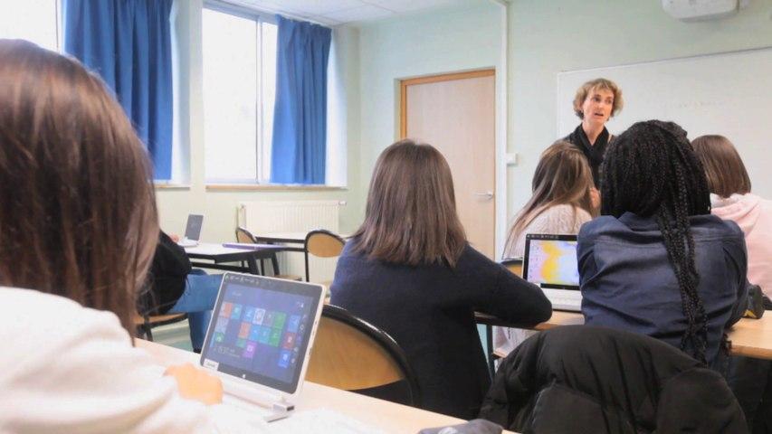 E-education, projet Tactileo : du bout des doigts... pour une pédagogie augmentée